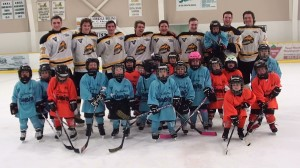 Timbits group pic