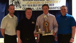 Conner Evans Rookie of the Year