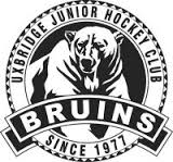 Uxbridge Bruins logo 2nd jersey