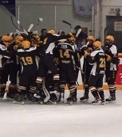Bruins advance to Cougar Cup semi-finals